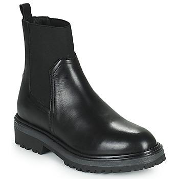 Chaussures Femme Boots Myma TITUA Noir