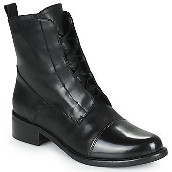 Chaussures Femme Boots Myma TALALA Noir