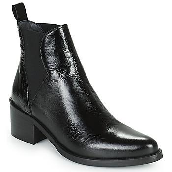Chaussures Femme Bottines Myma TILIAN Noir
