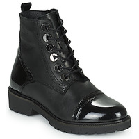 Chaussures Femme Boots Myma TUATA Noir