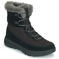 Chaussures Femme Bottes de neige Columbia SLOPESIDE PEAK LUXE Noir