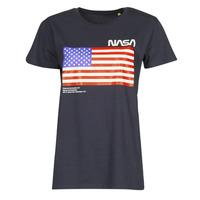 Vêtements T-shirts manches courtes Yurban ONASA Marine