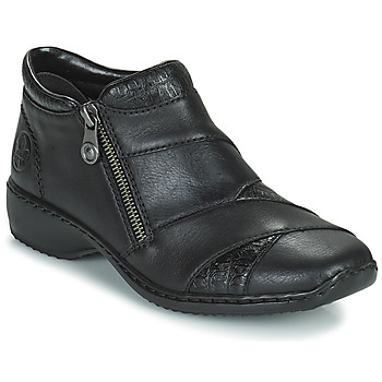Chaussures Femme Boots Rieker SALOMA Marine