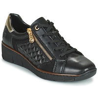 Chaussures Femme Baskets basses Rieker THOMANISA Marine