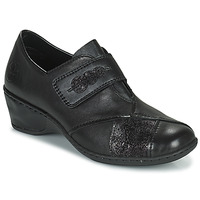 Chaussures Femme Mocassins Rieker DEVENIRA Noir
