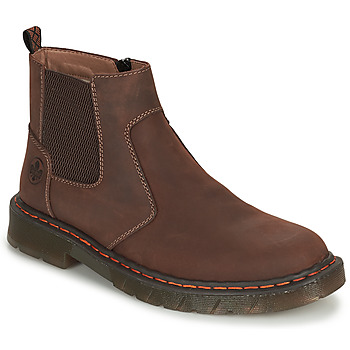 Chaussures Homme Boots Rieker MOVEN Marron