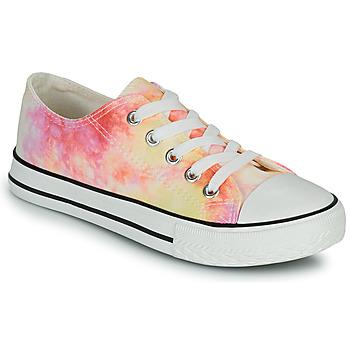 Chaussures Fille Baskets basses Citrouille et Compagnie OVANA Multicolor