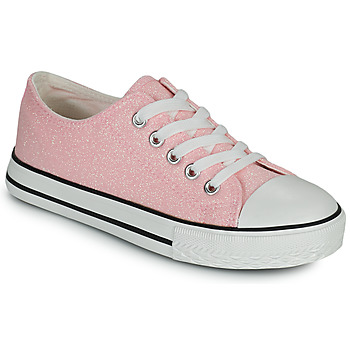 Chaussures Fille Baskets basses Citrouille et Compagnie OVANA Rose