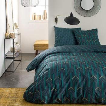 Maison & Déco Parures de lit Today SUNSHINE 5.36 Vert