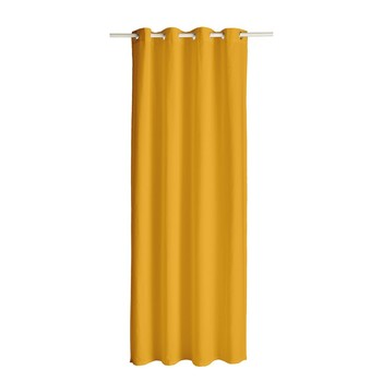 Maison & Déco Rideaux, voilages, stores Today TODAY POLYESTER Jaune