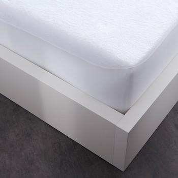 Maison & Déco Alèses / protections de lit Today MACOBI Blanc