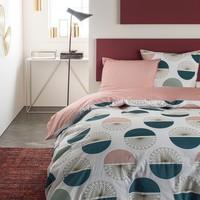 Maison & Déco Parures de lit Today SUNSHINE 5.17 Blanc