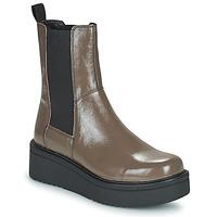 Chaussures Femme Boots Vagabond Shoemakers TARA Marron clair