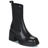 Chaussures Femme Bottines Vagabond Shoemakers BROOKE Noir