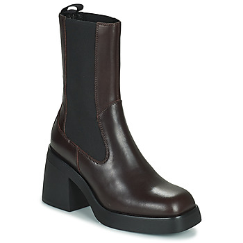 Chaussures Femme Bottines Vagabond Shoemakers BROOKE Marron