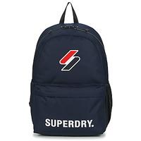 Sacs Sacs à dos Superdry SUPERDRY CODE MONTANA Bleu
