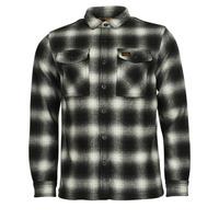 Vêtements Homme Blousons Superdry Wool Miller Overshirt Noir