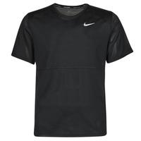 Vêtements Homme T-shirts manches courtes Nike  Noir