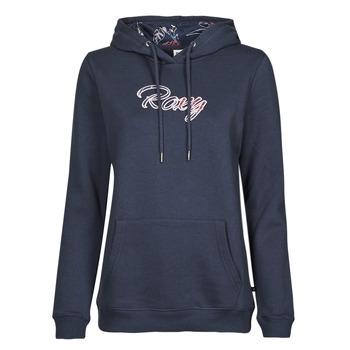 Vêtements Femme Sweats Roxy RIGHT ON TIME Bleu