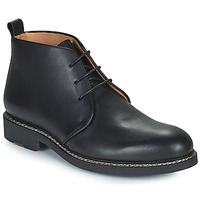 Chaussures Homme Derbies Pellet MIRAGE Noir