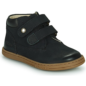 Chaussures Enfant Boots Kickers TACKEASY Noir