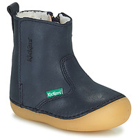 Chaussures Fille Boots Kickers SOCOOL CHO Marine