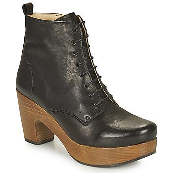 Chaussures Femme Bottines Neosens ST LAURENT Noir