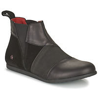 Chaussures Femme Boots Art LARISSA Noir