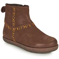 Chaussures Femme Boots Art RHODES Marron