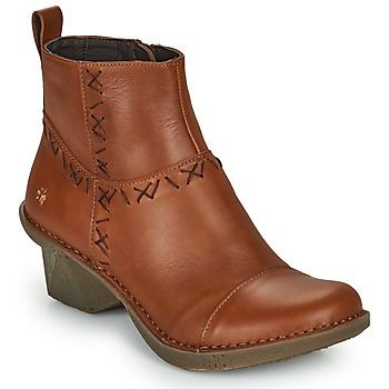 Chaussures Femme Bottines Art OTEIZA Marron