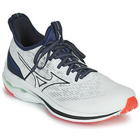 Chaussures Homme Running / trail Mizuno WAVE RIDER NEO Blanc / Bleu