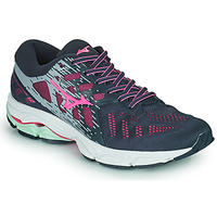 Chaussures Femme Running / trail Mizuno WAVE ULTIMA 11 Bleu / Rose