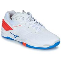 Chaussures Homme Sport Indoor Mizuno STEALTH NEO Blanc / Bleu