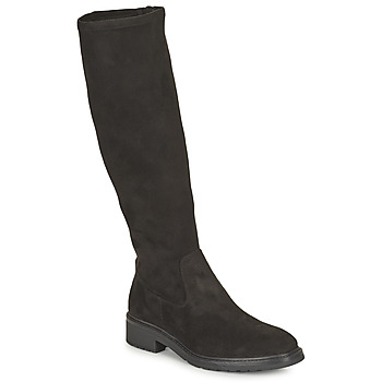 Chaussures Femme Bottes ville Unisa EDANA Noir