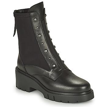 Chaussures Femme Boots Unisa JARBE Noir