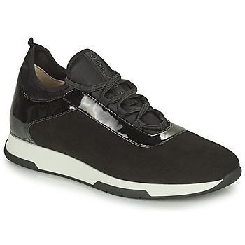 Chaussures Femme Baskets basses Unisa FONTS Noir