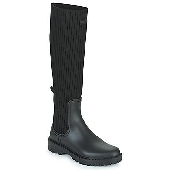 Chaussures Femme Bottes de pluie Unisa ALERCE Noir