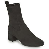 Chaussures Femme Bottines Unisa LAJUAR Noir