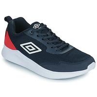 Chaussures Homme Baskets basses Umbro LAGO Bleu  / Rouge