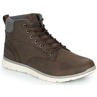Chaussures Homme Baskets montantes Umbro LAYNE Marron