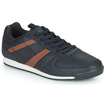 Chaussures Homme Baskets basses Umbro LINSI Noir / Marron