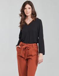 Vêtements Femme Tops / Blouses Chattawak MUSICO NOIR