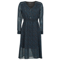 Vêtements Femme Robes longues Chattawak MAGNOLIA MARINE