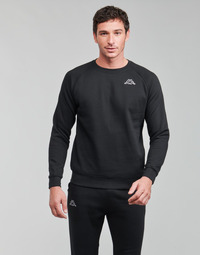 Vêtements Homme Sweats Kappa CAIMALI Noir