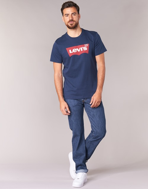 Vêtements Homme Jeans droit Levi's 501® Levi's®ORIGINAL FIT Stonewash 80684
