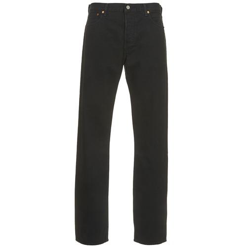Vêtements Homme Jeans droit Levi's 501 LEVIS ORIGINAL FIT Black