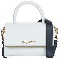 Sacs Femme Sacs Bandoulière Tommy Hilfiger TOMMY MODERN BAR BAG STRAP Blanc