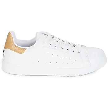 Chaussures Yurban SATURNA. Chaussures Yurban  SATURNA  blanc.