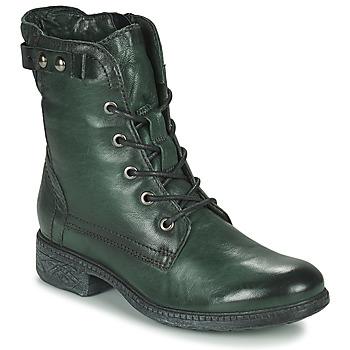 Chaussures Femme Boots Dream in Green NELATINE Vert