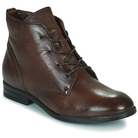 Chaussures Femme Boots Dream in Green NERGLISSE Marron